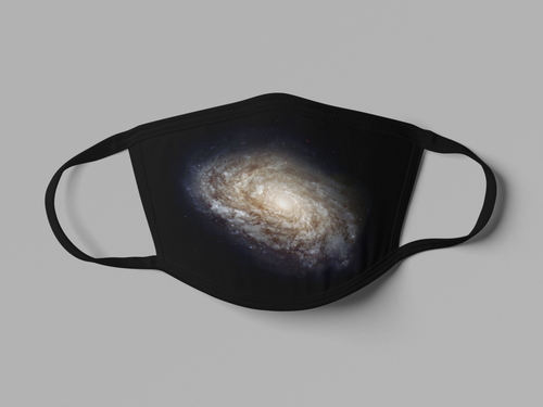 Cotton Double-Layer Face Cover | Washable, Reusable & Reversible - Galaxy-MN Mean Merch
