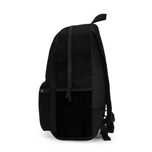 Backpack (Made in USA) - Leaf Logo-Bags-MN Mean Merch