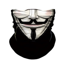 Load image into Gallery viewer, Neck Gaiter/Face Mask - Anonymous V-MN Mean Merch
