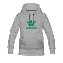 Load image into Gallery viewer, Women's Premium Hoodie - Leaf-Women's Premium Hoodie-MN Mean Merch