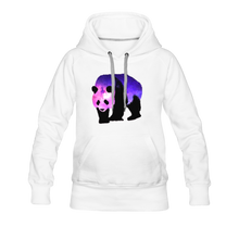 Load image into Gallery viewer, Women's Premium Hoodie - Galaxy Panda-Women's Premium Hoodie-MN Mean Merch