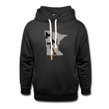 Load image into Gallery viewer, Shawl Collar Hoodie - MN Mean II-Unisex Shawl Collar Hoodie-MN Mean Merch