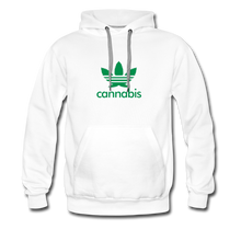 Load image into Gallery viewer, Men's Premium Hoodie - Leaf-Men's Premium Hoodie-MN Mean Merch