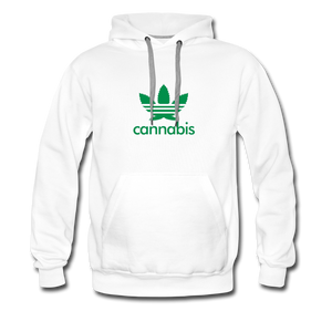 Men's Premium Hoodie - Leaf-Men's Premium Hoodie-MN Mean Merch