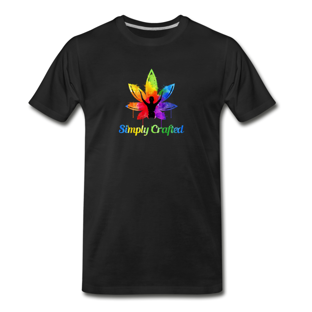 Men's Premium Organic T-Shirt-Men's Premium Organic T-Shirt-MN Mean Merch