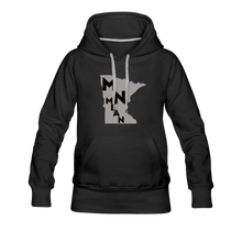 Load image into Gallery viewer, Women's Premium Hoodie-Women's Premium Hoodie | Spreadshirt 444-MN Mean Merch
