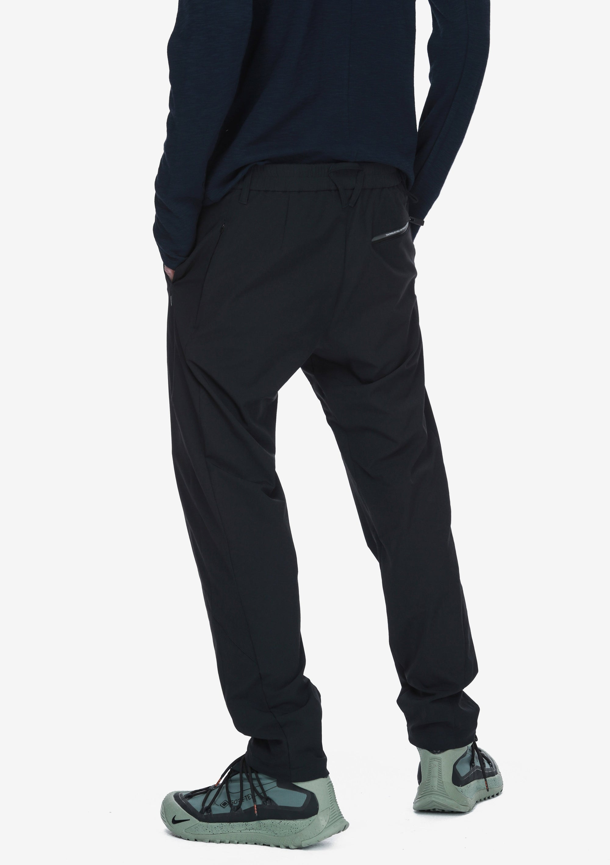 Stretchy Jersey Straight Pants Rm109-61 APEX