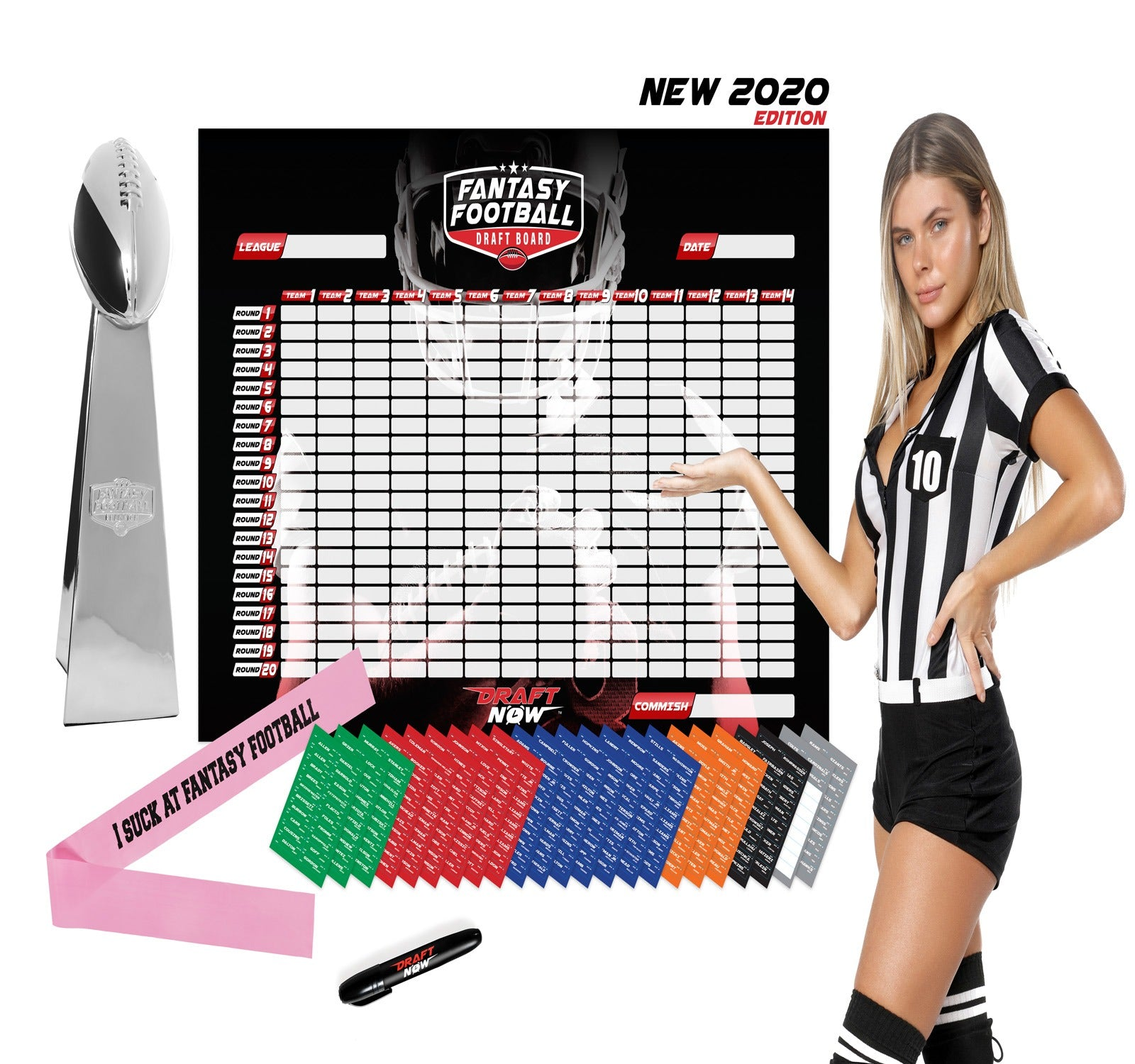 Draft Board Kit,