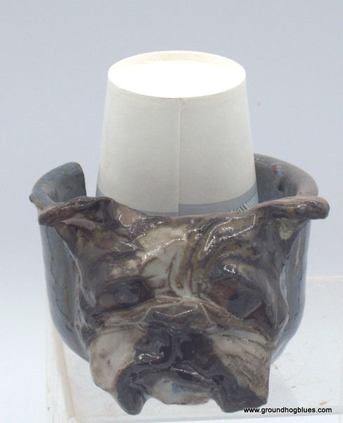 Bulldog Cup Holder