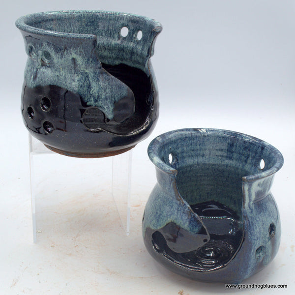 Yarn Bowl Black