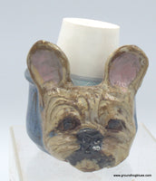 French Bulldog Cup Holder