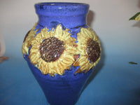 Sunflowers Flower Vase