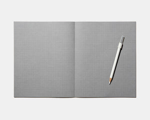 NOTEBOOK FOR BLACK AND WHITE WRITING (5607662682277)