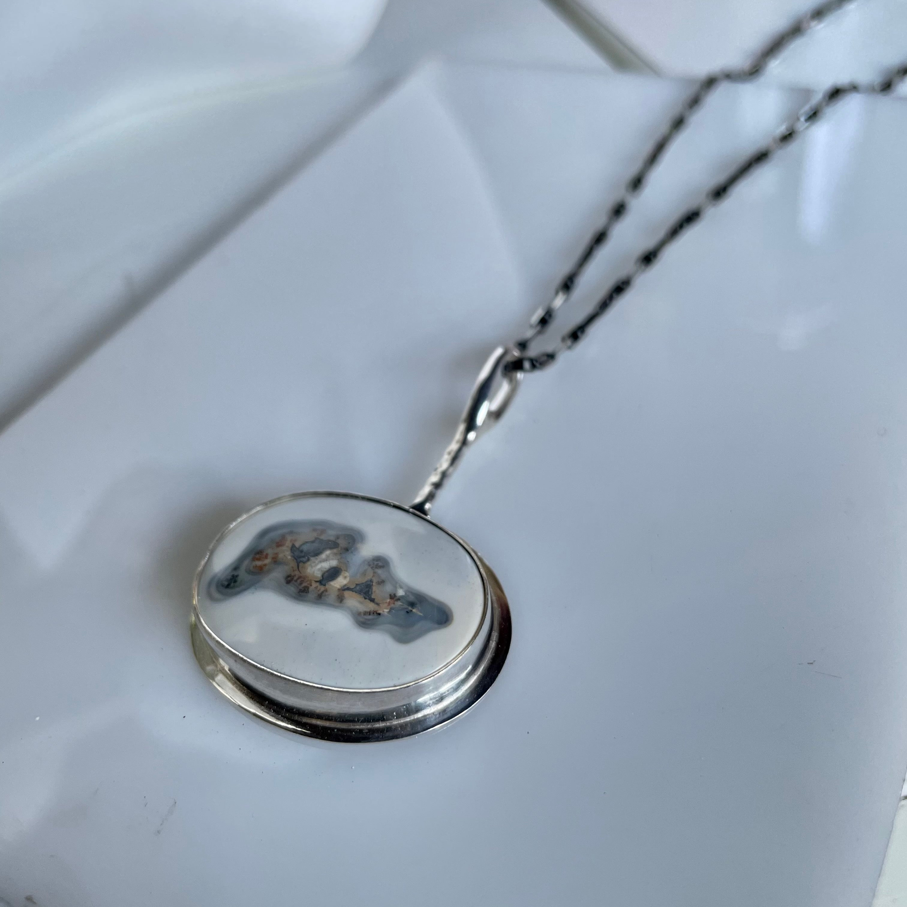 The beaver pond necklace-serena kojimoto studio