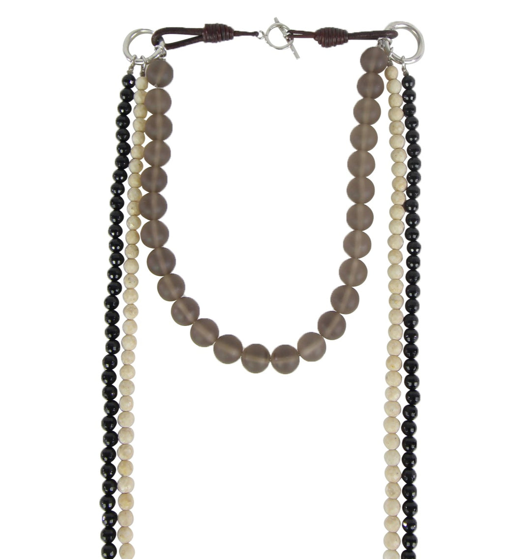 Brunello Cucinelli | Beaded necklace