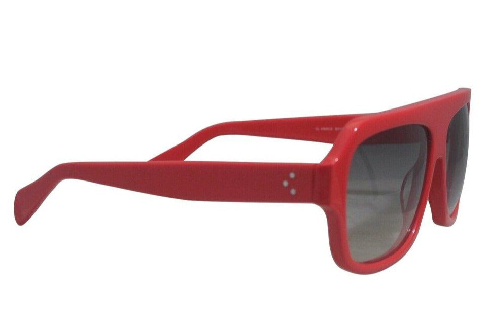 Celine | City CL 41806/S BXV (VK) RED Sunglasses