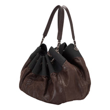 Load image into Gallery viewer, Chanel | Cabas Brown Leather Hobo Bag