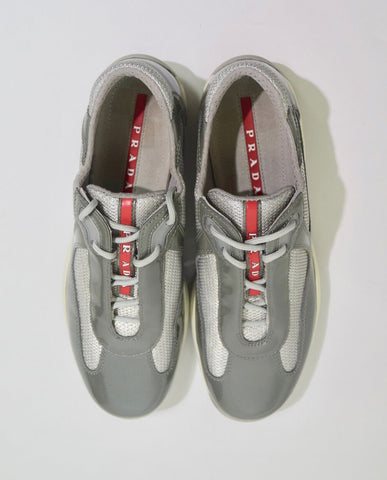 Patent Leather Sneakers | Size 8 US / 38 EU
