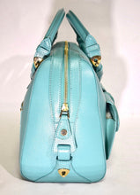 Load image into Gallery viewer, Jimmy Choo | Tahula Satchel in Turquoise
