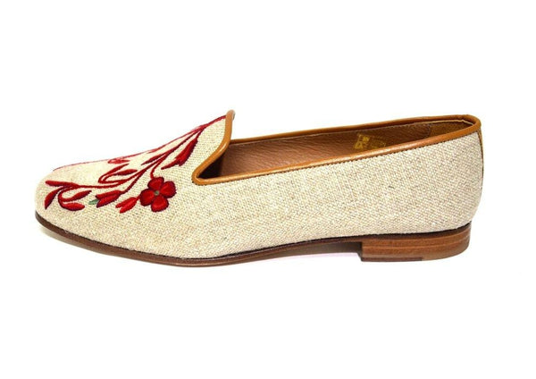"""Blooms Woman Slipper"" 