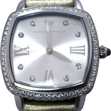 Load image into Gallery viewer, David Yurman | Albion 27mm Silver Metallic Swiss Quartz Watch