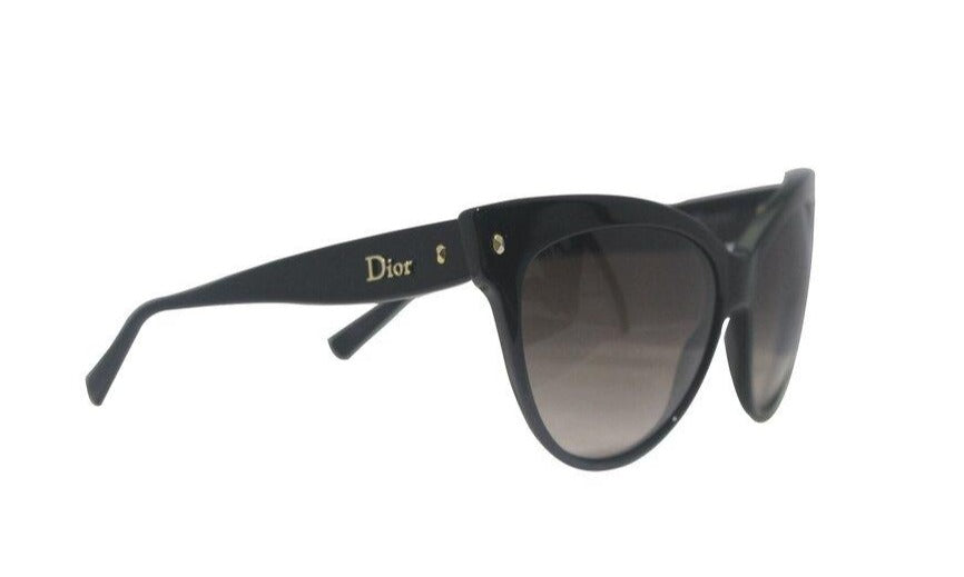Dior | Christian Dior Mohotani 29AHA Shiny Black Sunglassees