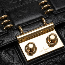 Load image into Gallery viewer, Louis Vuitton | Rubel Black Monogram Empreinte Leather Shoulder Bag
