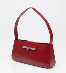Salvatore Ferragamo |  Gancio Shoulder Bag