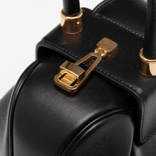 Load image into Gallery viewer, Gabriela Hearst | Demi Black Leather Handbag