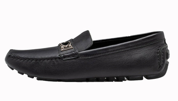 Leather Driving Loafers | Size 10