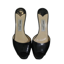 Load image into Gallery viewer, Jimmy Choo | Patent leather mule Sz8