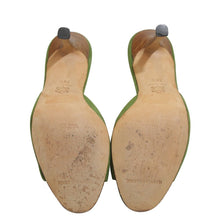 Load image into Gallery viewer, Manolo Blahnik | Green Suede Sz 8.5/38.5