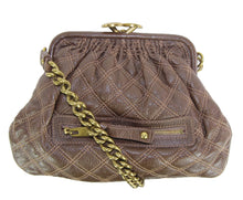 Load image into Gallery viewer, Marc Jacobs | Brown pebble quilted small doctor's bag