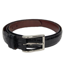 Load image into Gallery viewer, W Kleinberg Crocodile Belt || Size 44