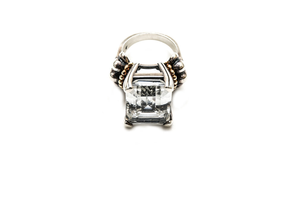 Lagos | Signature Caviar Gemstone Ring