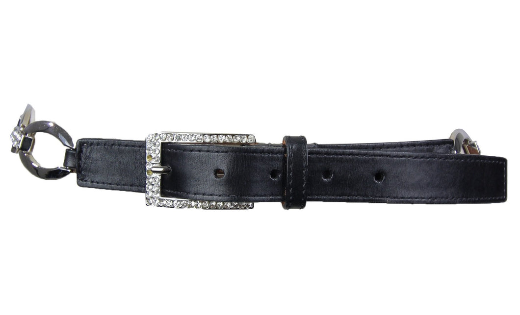 WCM New York Chain Link Belt || Size Small