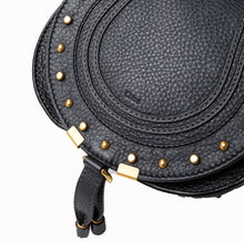 Load image into Gallery viewer, Chloé | Mini Marcie Leather Saddle Bag