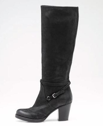 Tall Black Boot Sz 5.5