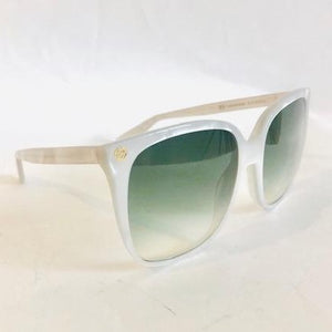 Gucci | White Pearl Sunglasses GG0022S