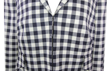 Load image into Gallery viewer, Akris | Gingham blazer Sz 10