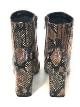 Load image into Gallery viewer, Aquatalia | Posey Snake Ankle Bootie Size 8.5