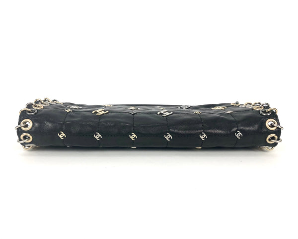 Punk CC's Timeless Quilted Clutch