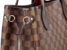 Load image into Gallery viewer, Louis Vuitton | Damier Ebene Neverfull MM