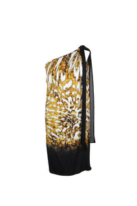 Just Cavalli | Diva One shoulder dress (Sz 8)