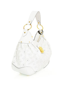 Louis Vuitton | Mahina Leather Solar PM Hobo Bag
