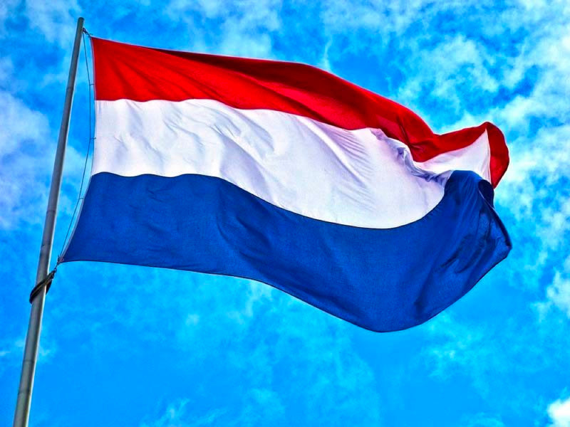 Diamond Painting Nederlandse vlag