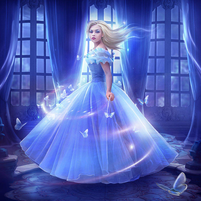 Diamond Painting Cinderella