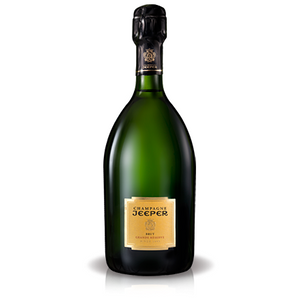 Jeeper, Grand Reserve, Blanc de Blancs, Bottle (75CL), NV