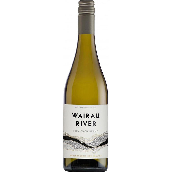 Wairau River, Sauvignon Blanc, White Label, Marlborough, 2019