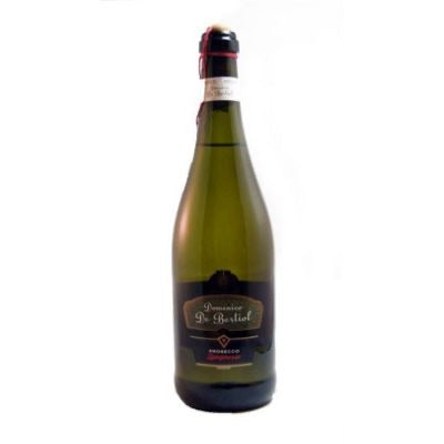 Domenico De Bertiol, Prosecco Frizzante, Lightly Sparkling, Traditional, NV